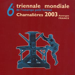 Sixième triennale mondiale d'estampes petit format. AMAC (c).