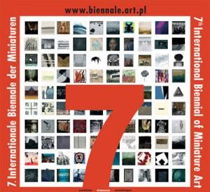 Miedzynarodowe Biennale Miniatury, Czestochowa, Pologne (2000 – ). 7ème édition.